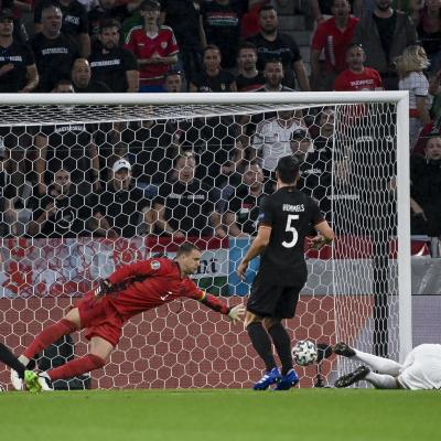 EURO 2020 GERMANY - HUNGARY