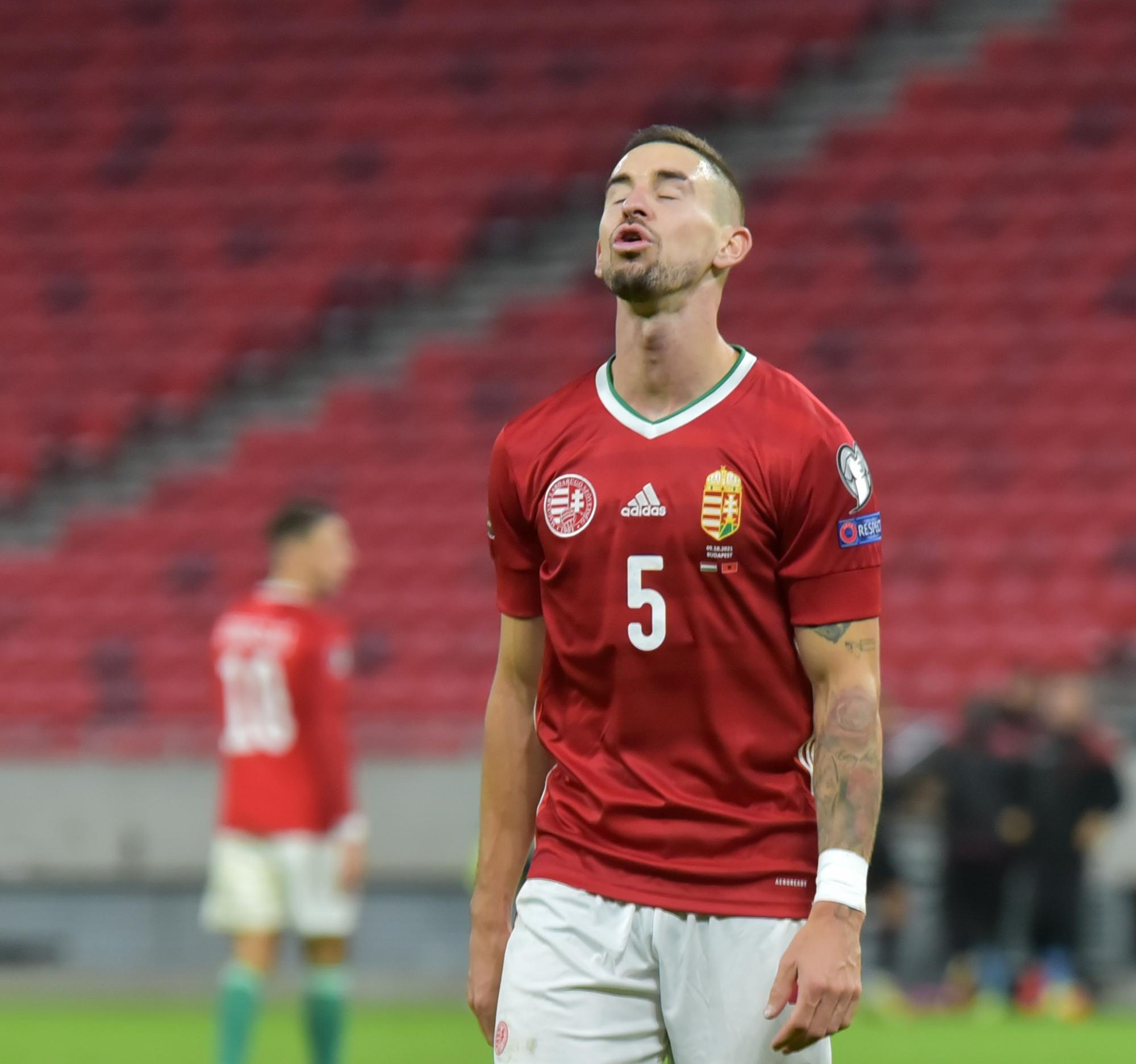 Hungary-Albania 0-1